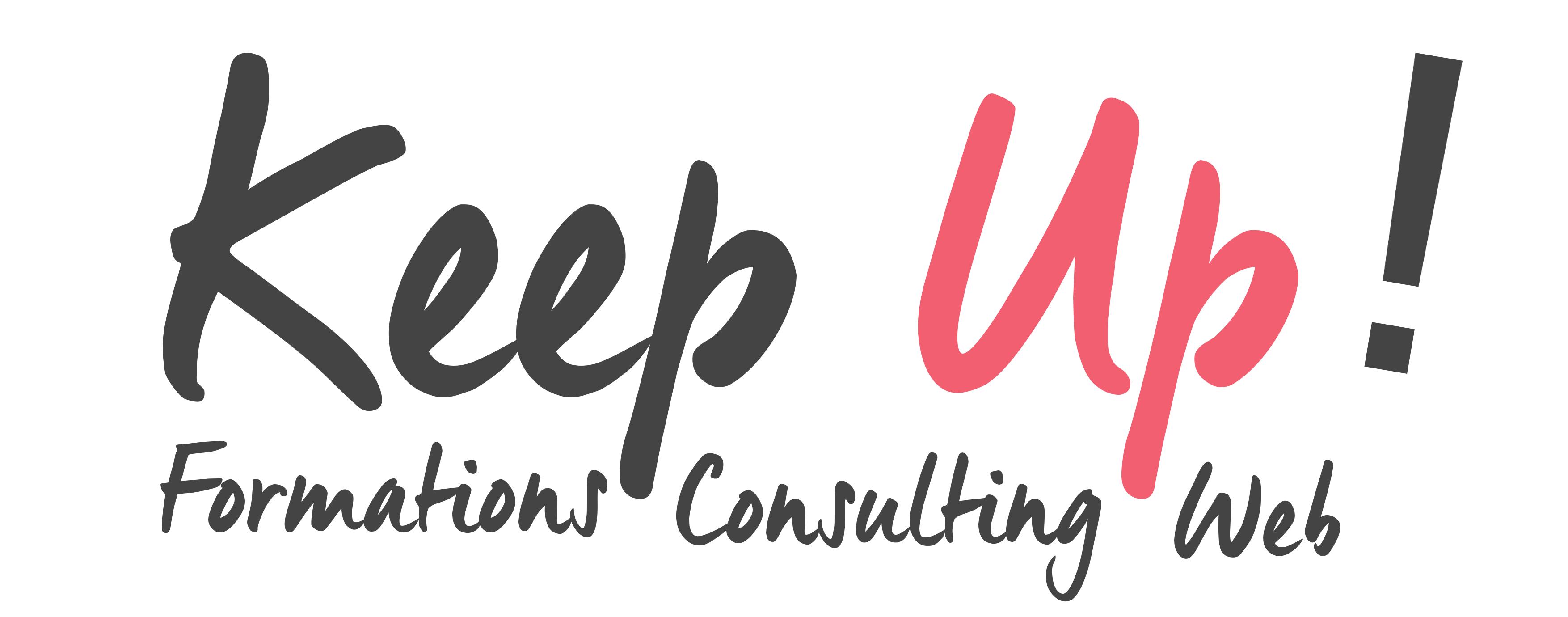 Keep Up ! Organisme de formation et société de conseil